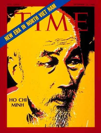 Time - Ho Chi Minh - Sep. 12, 1969 - Vietnam War - Communism - Vietnam