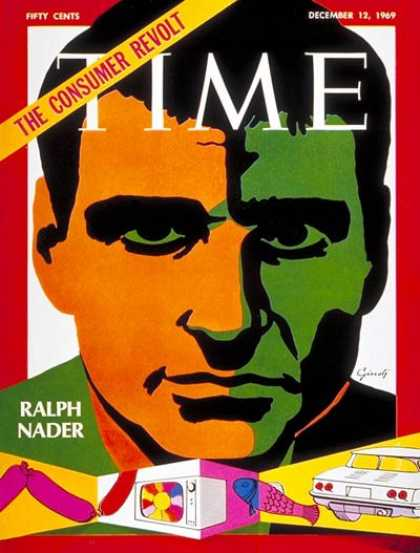 Time - Ralph Nader - Dec. 12, 1969 - Society - Politics