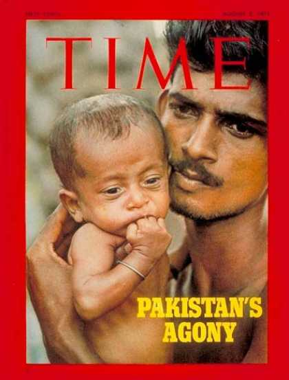 Time - Pakistan Refugees - Aug. 2, 1971 - Pakistan