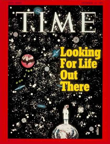 Time - Space Exploration - Dec. 13, 1971 - NASA - Astronauts