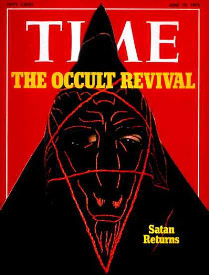 Time - The Occult Revival - June 19, 1972 - Religion - Occult