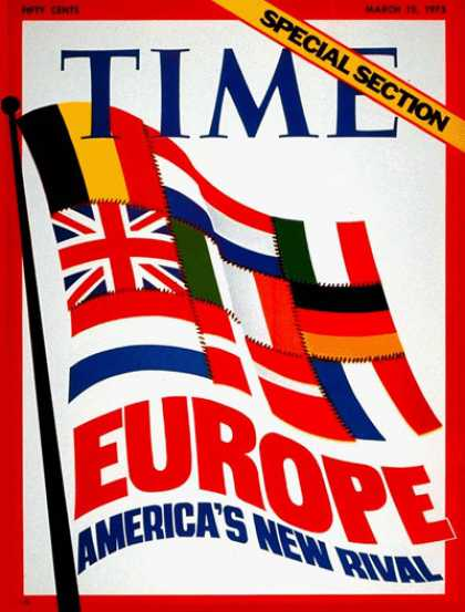 Time - Europe - Mar. 12, 1973