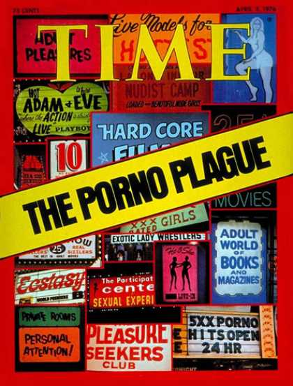 Time - Pornography - Apr. 5, 1976 - Sex