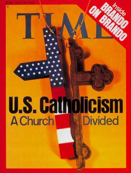 Time - U.S. Catholicism - May 24, 1976 - Religion - Catholicism - Christianity