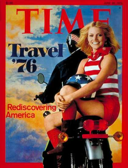 Time - Rediscovering America - June 28, 1976 - Travel