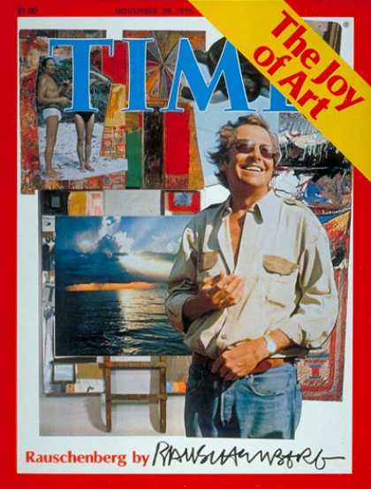 Time - The Joy of Art - Nov. 29, 1976 - Emotions - Art