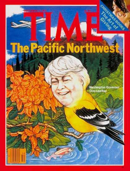 Time - Dixy Lee Ray - Dec. 12, 1977 - Society - Environment