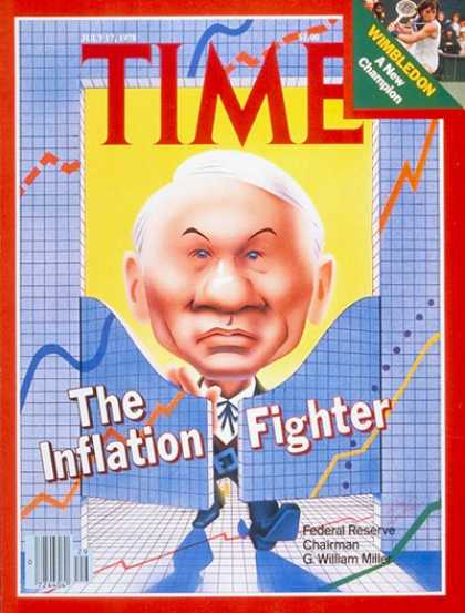 Time - G. William Miller - July 17, 1978 - Economy