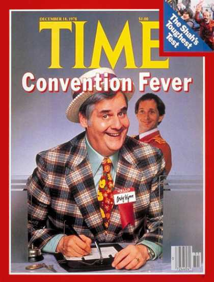 Time - Convention Fever - Dec. 18, 1978 - Presidential Elections - Politics