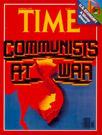 Time - China and Vietnam War - Mar. 5, 1979 - China - Vietnam War - Communism
