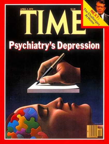 Time - Psychiatry - Apr. 2, 1979 - Health & Medicine