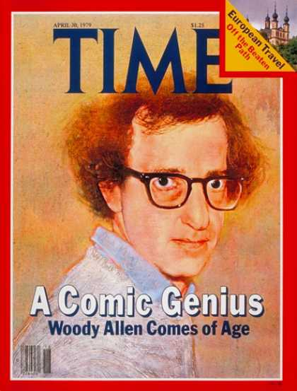 Time - Woody Allen - Apr. 30, 1979 - Actors - Directors - Comedy - Movies