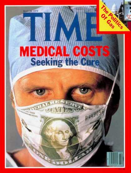 Time - Medical Costs - May 28, 1979 - Health & Medicine