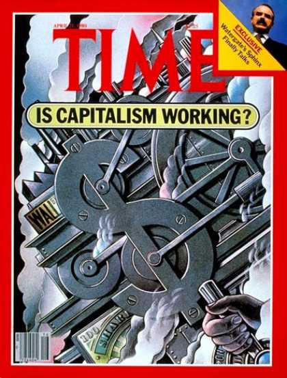 Time - Capitalism - Apr. 21, 1980 - Economy