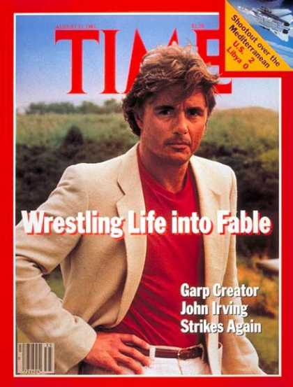 Time - John Irving - Aug. 31, 1981 - Books