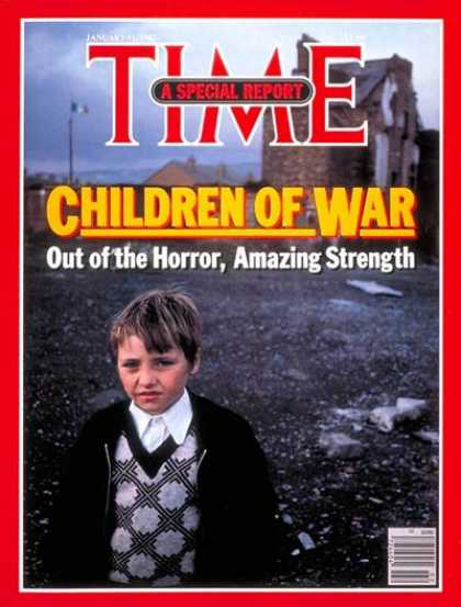Time - Children of War - Jan. 11, 1982 - Children - Ireland