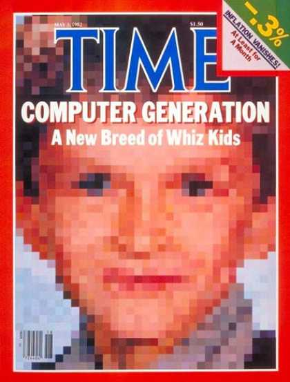 Time - Computer Kids - May 3, 1982 - Computers - Children - Science & Technology