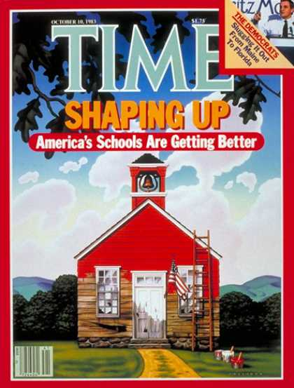 Time - America's Schools - Oct. 10, 1983 - Schools - Education
