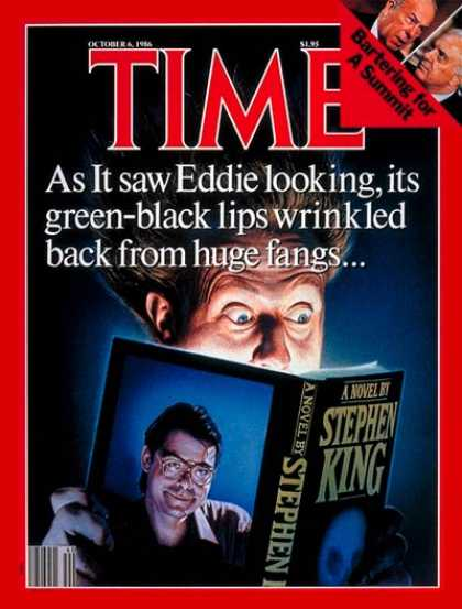 Time - Stephen King - Oct. 6, 1986 - Books