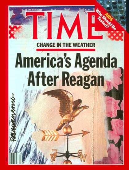 Time - America's Agenda - Mar. 30, 1987 - Politics