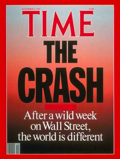 Time Magazine on the 1987 Crash