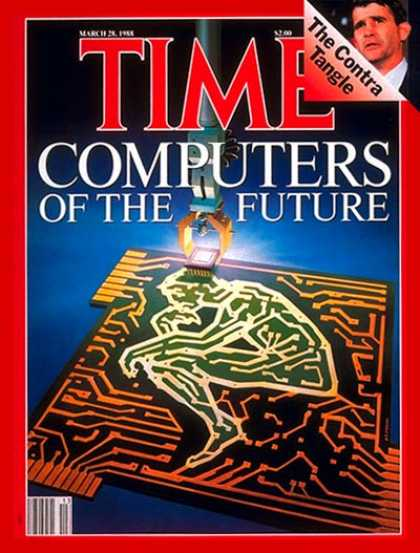 Time - Computers of the Future - Mar. 28, 1988 - Science & Technology - Computers - Bus