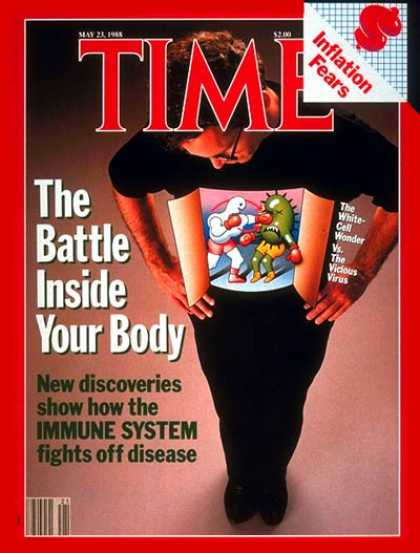 Time - The Immune System - May 23, 1988 - Health & Medicine