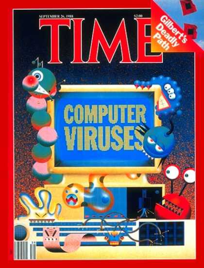 Time - Computer Viruses - Sep. 26, 1988 - Science & Technology - Computers - Business