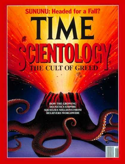 Time - Scientology Exposed - May 6, 1991 - Religion