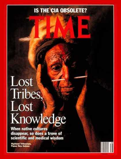 Time - Vanishing Cultures - Sep. 23, 1991 - Society - Health & Medicine
