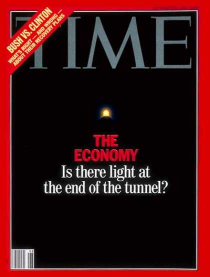 Time - The Economy - Sep. 28, 1992 - Economy - Business