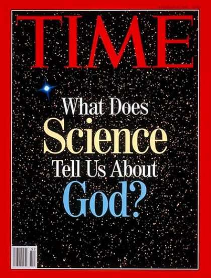 Time - Science and God - Dec. 28, 1992 - Religion - Science & Technology