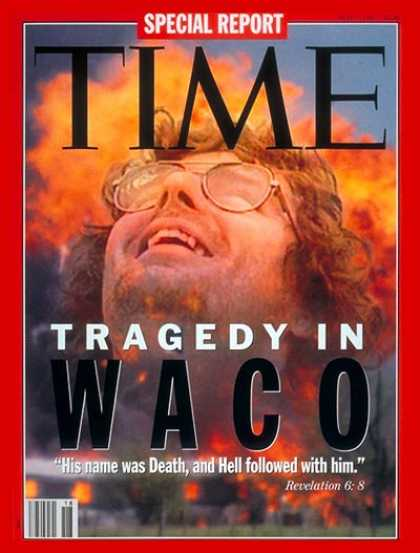 Time - David Koresh - May 3, 1993 - Cults - Waco - Branch Davidians