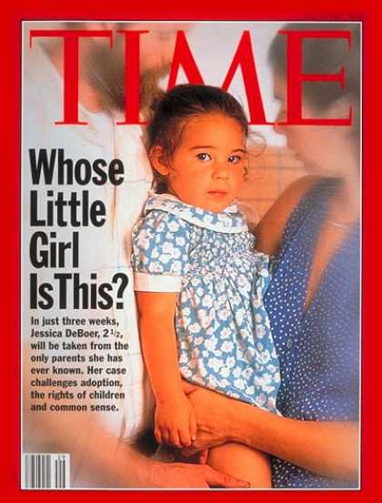 Time - The Adoption Quandary - July 19, 1993 - Parenting - Family - Society