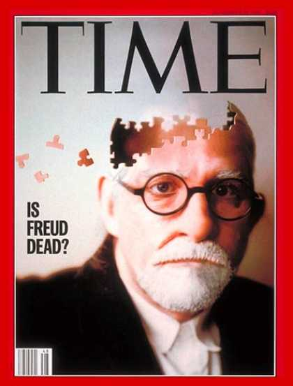 Time - Is Freud Dead? - Nov. 29, 1993 - Mental Health - Psychology - Health & Medicine