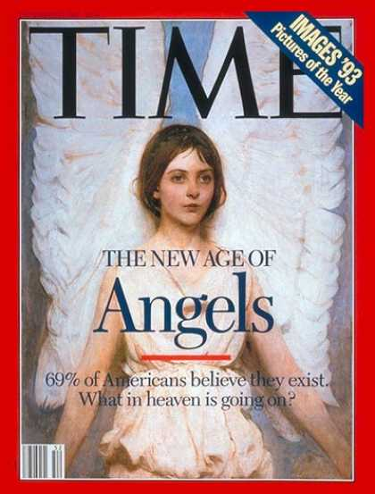 Time - Angels - Dec. 27, 1993 - Religion - Society