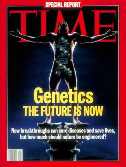 Time - Genetic Science: How Far Do We Go? - Jan. 17, 1994 - Society - Genetics - Health