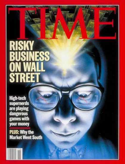 Time - Deriviatives on Wall Street - Apr. 11, 1994 - Securities - Wall Street - Busines