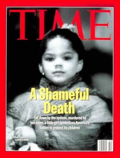 Time - Elisa Izquierdo - Dec. 11, 1995 - Crime - Children