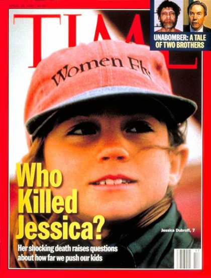 Time - Jessica Dubroff - Apr. 22, 1996 - Crime
