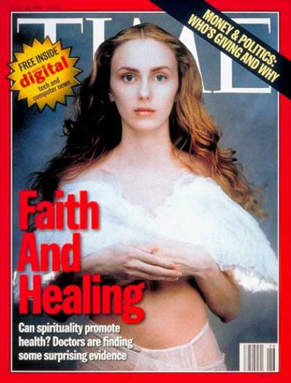 Time - Faith and Healing - June 24, 1996 - Religion - Health & Medicine