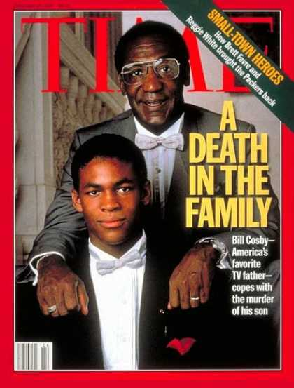 Time - Bill Cosby - Jan. 27, 1997 - Actors - Murder - Crime