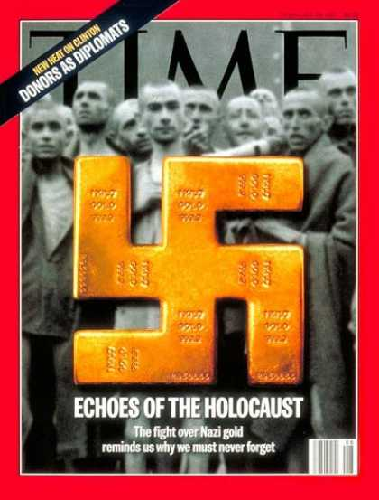 Time - Echoes of the Holocaust - Feb. 24, 1997 - World War II - Holocaust