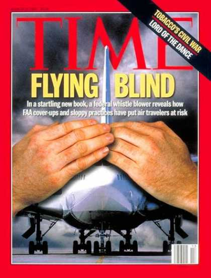 Time - FAA Blunders - Mar. 31, 1997 - Travel - Aviation - Safety - Air Safety - Airline