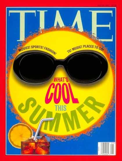 Time - What's Cool This Summer? - May 26, 1997 - Society