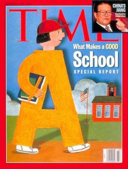 Time - What Makes a Good School? - Oct. 27, 1997 - Education