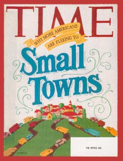 Time - Small Towns - Dec. 8, 1997 - Society