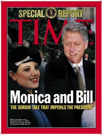 monica lewinsky and bill clinton. Monica Lewinsky amp; Bill Clinton