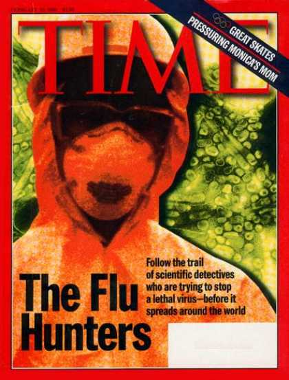 Time - The Flu Hunters - Feb. 23, 1998 - Health & Medicine