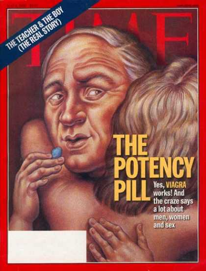 Time - Viagra: The Potency Pill - May 4, 1998 - Sex - Society - Medications - Health &